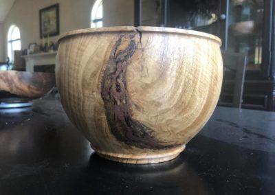 Chinese chestnut bowl 2