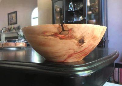 Flame Box Elder Bowl 1