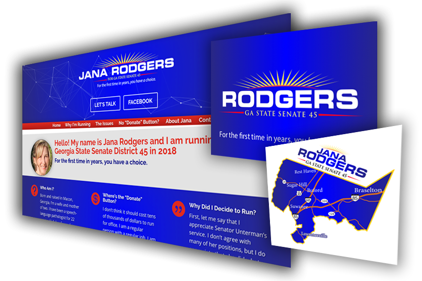Jana Rodgers for GA State Senate