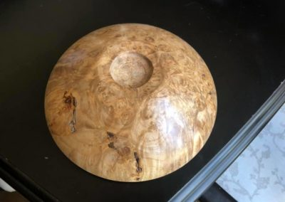 maple burl set 6